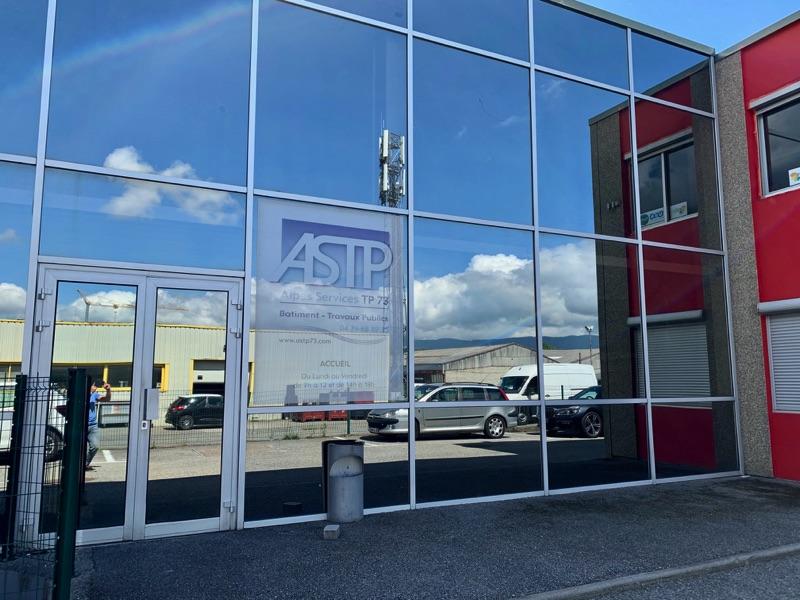 Siège ASTP 73 - Entrée